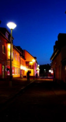 Ambiente Rote Meile Oberhausen